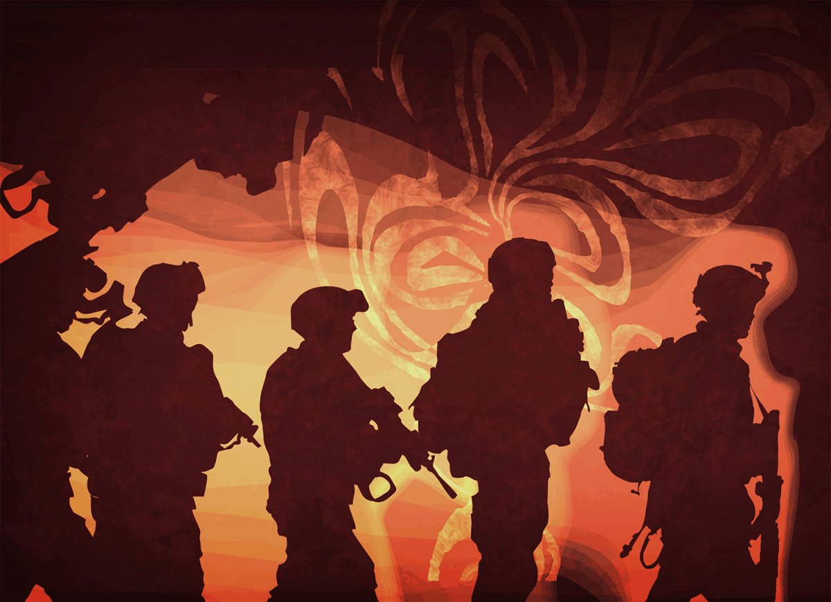 Battle Rattle Cover Design